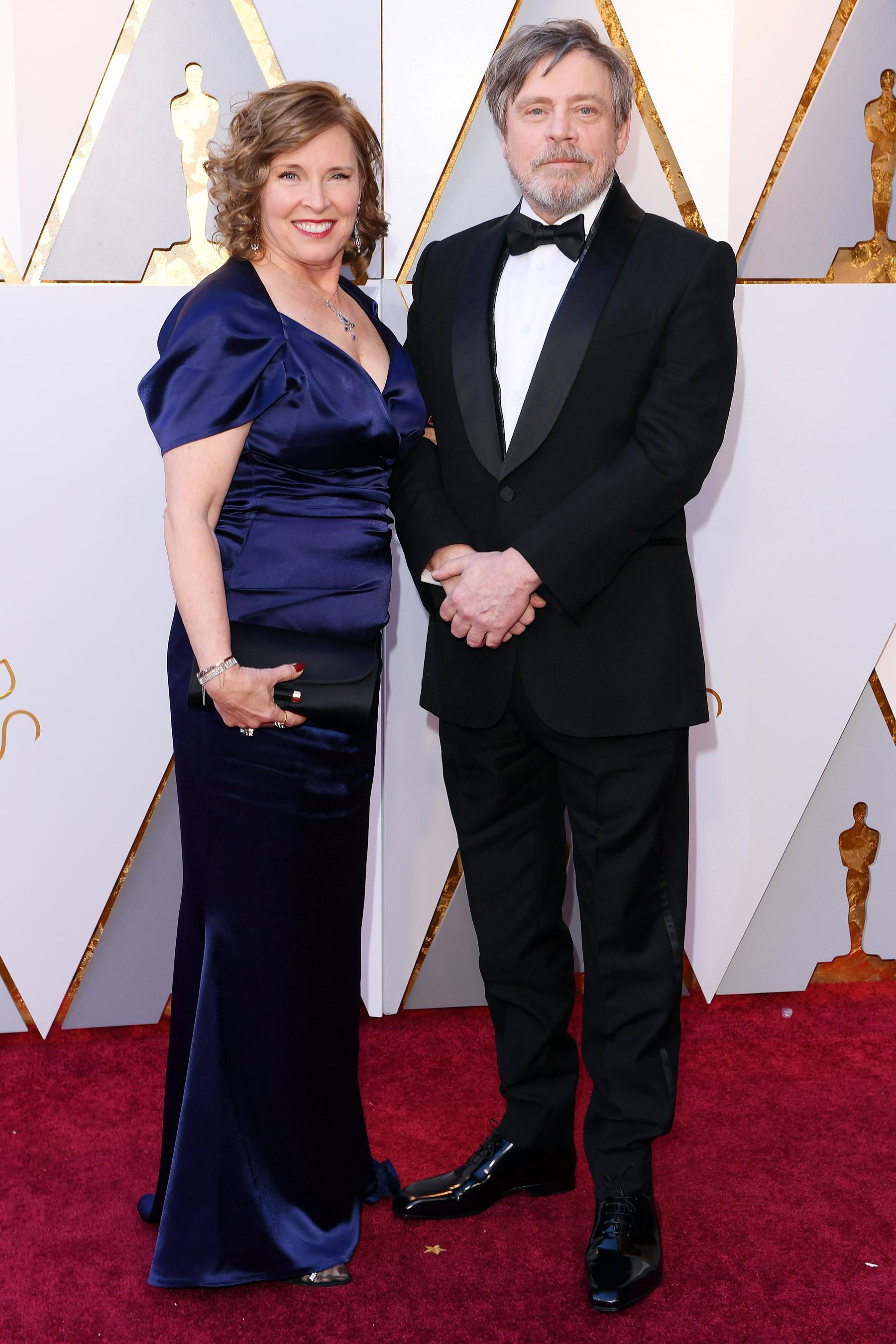 Mark Hamill és felesége, Marilou York