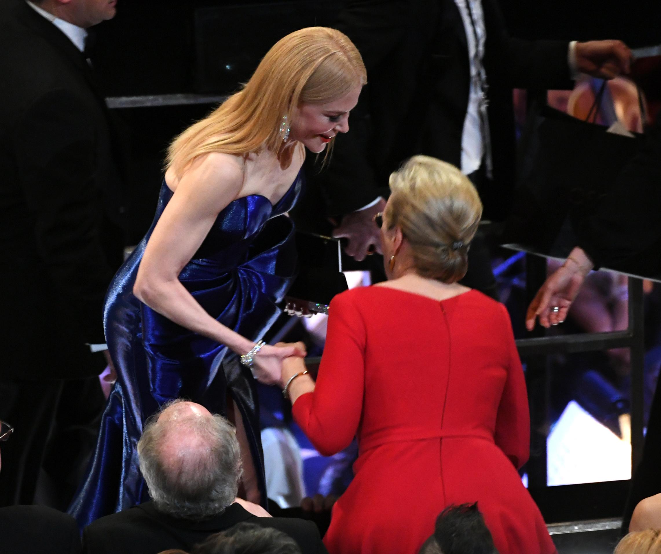 Nicole Kidman és Meryl Streep