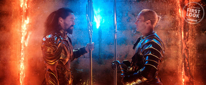 Aquaman szemtől szemben ambiciózus féltestvérével, Orm királlyal (Patrick Wilson), aki háborút akar szítani a felszíni világ ellen.<br /><br />Warner Bros. Pictures