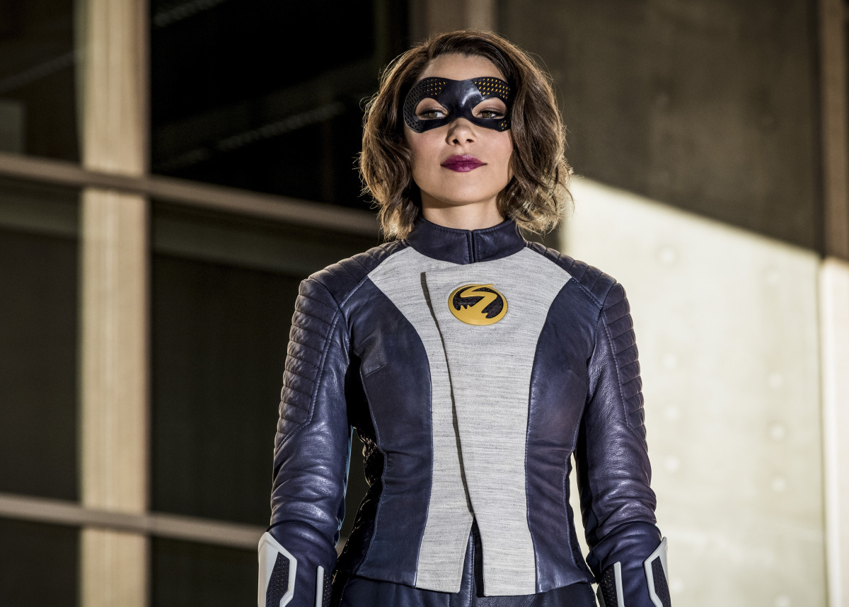 "The Flash Season 5, Episode 1 — ""Nora"""