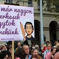 Feministák lázadása