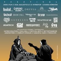 2016 - III. DeathCrew fesztivál