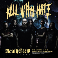 KILL WITH HATE