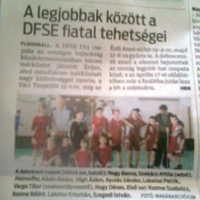 Naplóban a DFSE