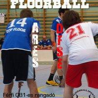 Salming Férfi OB I: Friday Night Floorball!