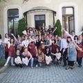 Élménybeszámoló - Stamperia Nemzetközi Trénertalálkozó 2019 június