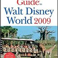 ``DOC`` The Unofficial Guide Walt Disney World? 2009 (Unofficial Guides). Noveau state discos Staff Global Mision quality likes