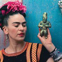 33 soha nem látott fotó Frida Kahlo-ról
