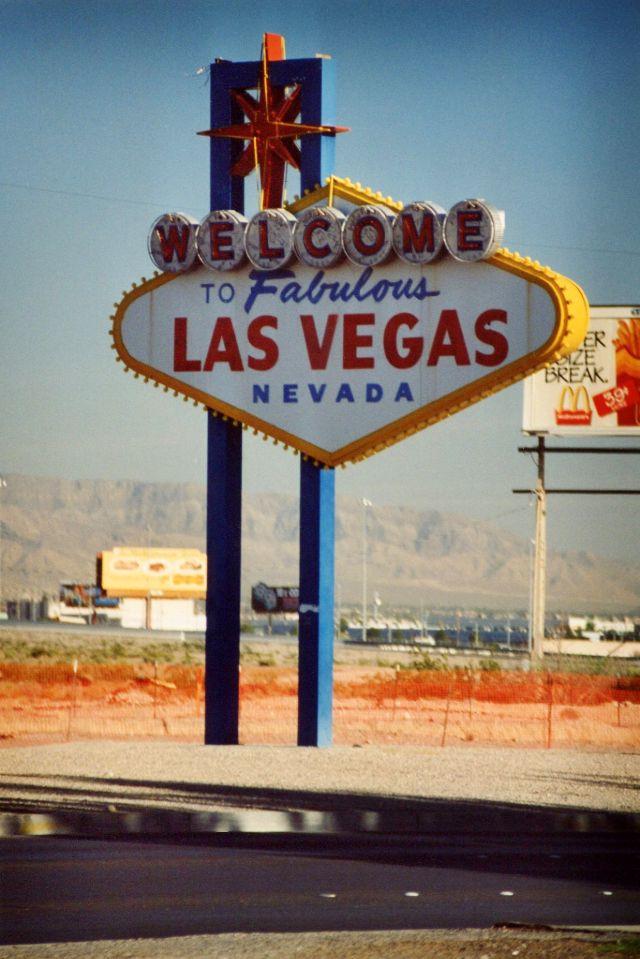 Viva Las Vegas - 20 lenyűgöző fotó a 80-as évek Las Vegasáról