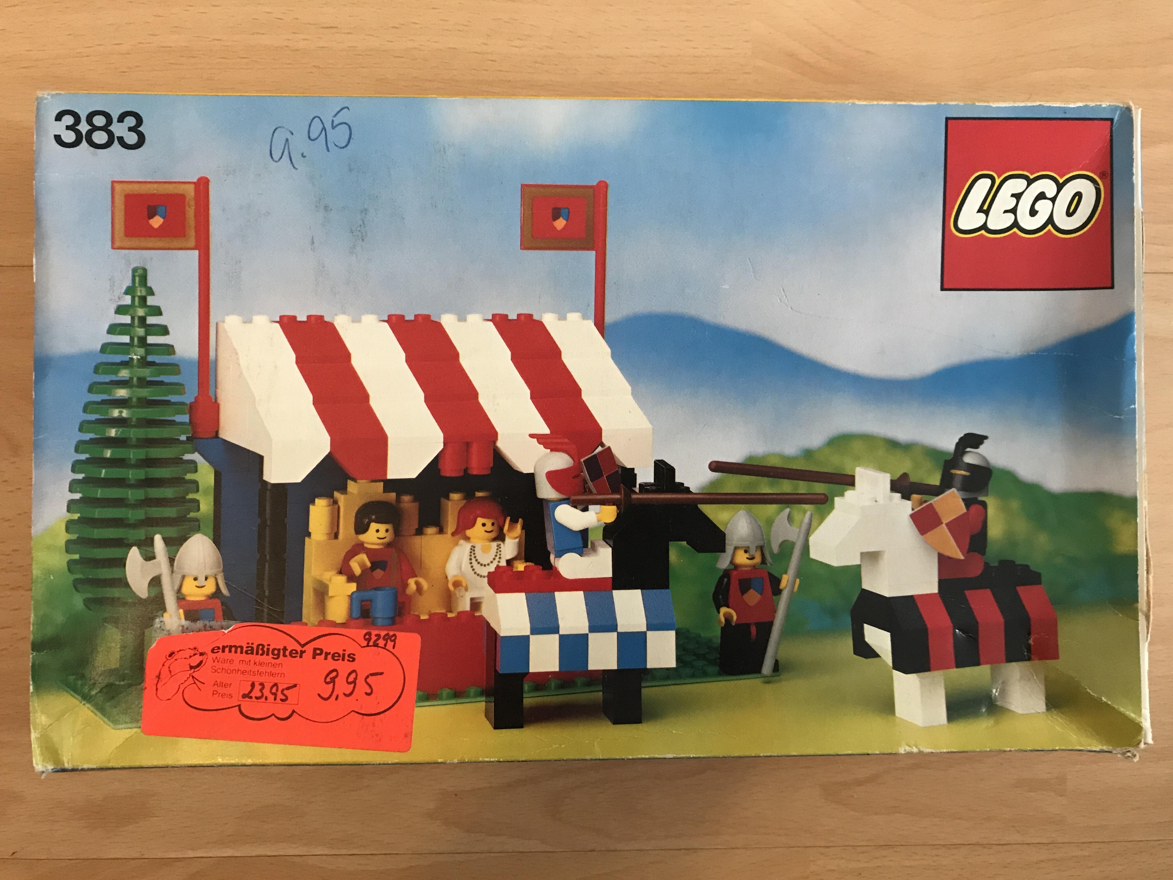 Lego 383 - Doboz előnézet