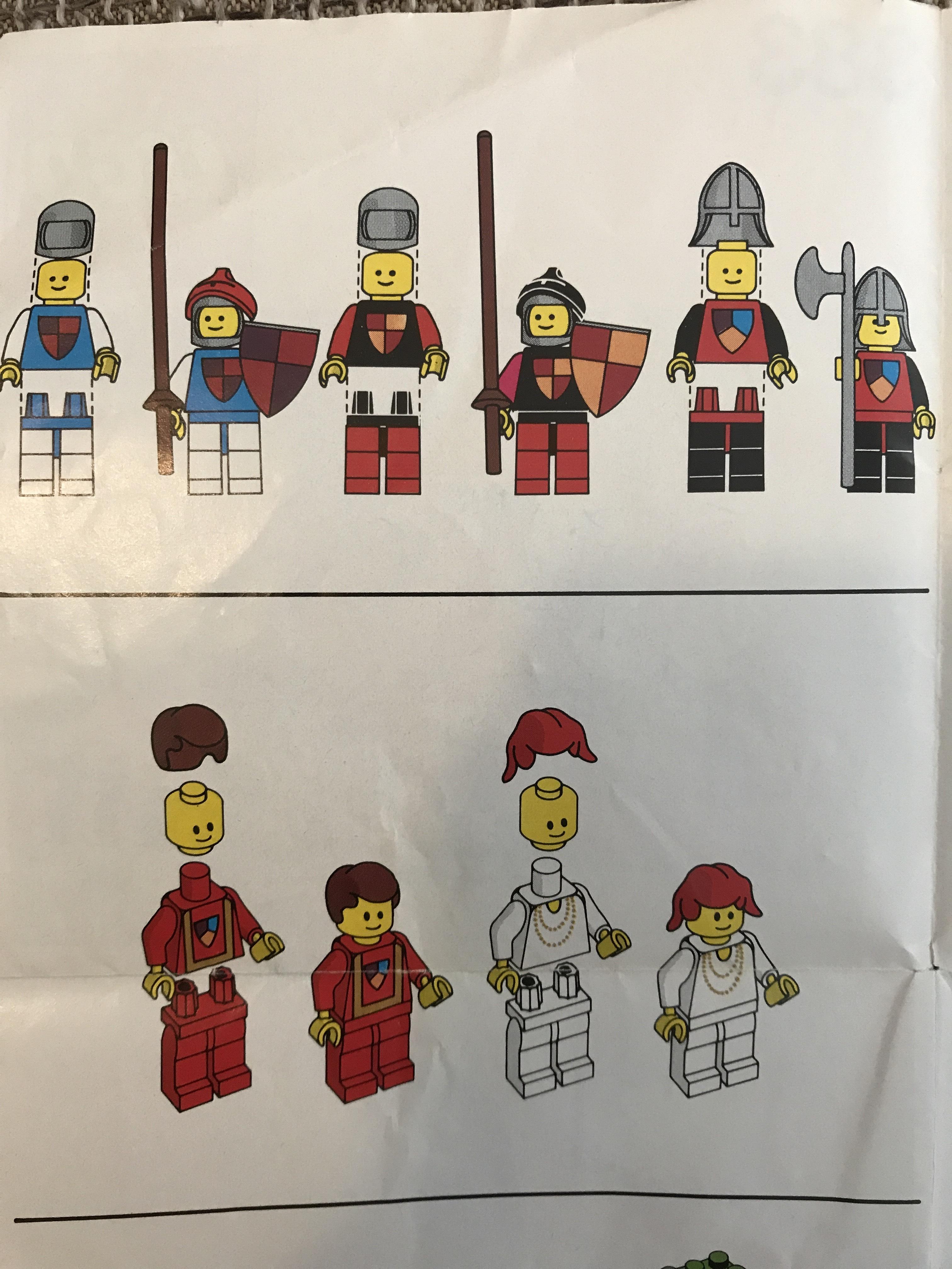 A figurák építési útmutatója