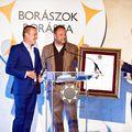 Grand Tokaj, avagy Áts Károly a Borászok Borásza!