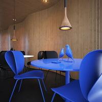 Finoman hullámzó iroda – Azur Office