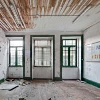 Rehabilitált apartmanház és étterem Porto központjában