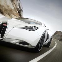 Bugatti Gangloff koncepció autó