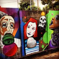 Falfirka kontra utcai művészet