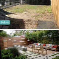 Fantasztikus kert átalakulások!