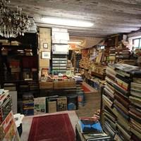 A világ legszebb könyvesboltja Velencében