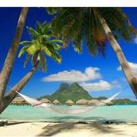 Az álomszerű béke szigete – Bora Bora