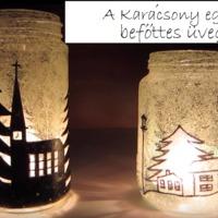 II. rész: Karácsonyi Csináld Magad DIY