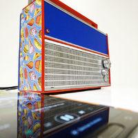Régi rádióból -> modern hangszóró! Fantasztikus lett! Te mit szólnál egy ilyenhez?