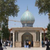 Mutatunk egy mecsetet, amibe a zöld 50 árnyalata van belül!