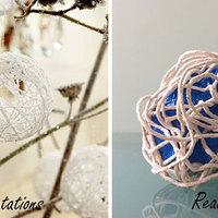 Elbaltázott karácsonyi csináld magad DIY dekorációk. Nézd meg, nehogy te is így járj!