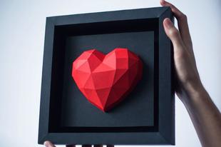 Valentin napi Dekorésön ajándék! Nehéz, de ha megcsinálod tényleg nagyon szereted!