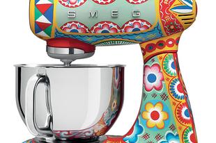 A Dolce & Gabbana a ruhásszekrényedből a konyhádba költözik!