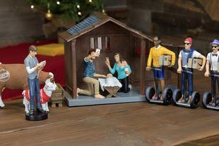 Ilyen lett volna, ha 2016-ban születik meg a kis Jézus! Vigyázz, nagy társadalomkritika!