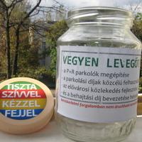 Hiánypótló termék a piacon: Palackozott Tiszta Levegő!