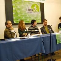 Dél-Buda egyesített LMP-s erői kedd este elfoglalták az FMH-t