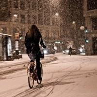 Téli bringás homályoszlató az Újbuda lapban