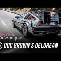 Jay Leno - Delorean