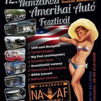 Jön a NAAF!