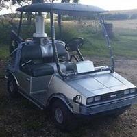 Golfautót valaki?