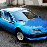 Dubniczkia: Majdnem szerelem - Renault Alpine A310