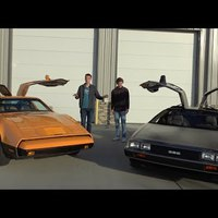 Delorean vs Bricklin