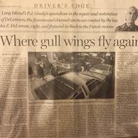 Egy régi cikk PJ Gradyről