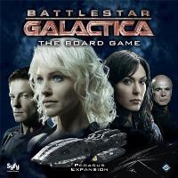 Battlestar Galactica - Megint a társasjáték