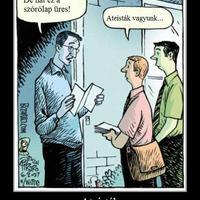 Ateisták