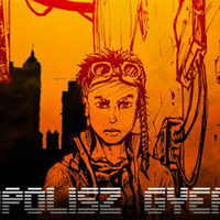 A Neopolisz gyermekei - Bloodlust Comics art