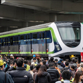 [Tajvan] – Tömegközlekedéssel Taichungban