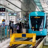 [Tajvan] – A Danhai Light Rail Transit