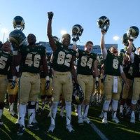 Rams football season 2013: Bowl-győzelem!