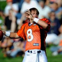 Broncos training camp 1.hét