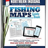 `FB2` Northern Indiana Fishing Map Guide. sangre these Branch large diseno