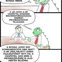 Dínófőnök és a Java