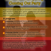 Coming Out Party program