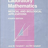 Laboratory Mathematics: Medical And Biological Applications Downloads Torrent
